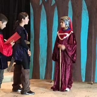 Pièce de théâtre des 5ème  « The Canterbury Tales »