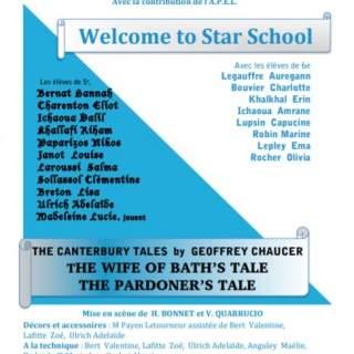Pièce de théâtre des 6ème  « Welcome to Star School »