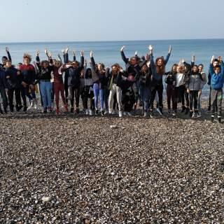 Voyage des 4èmes du Collège La Providence à Brighton