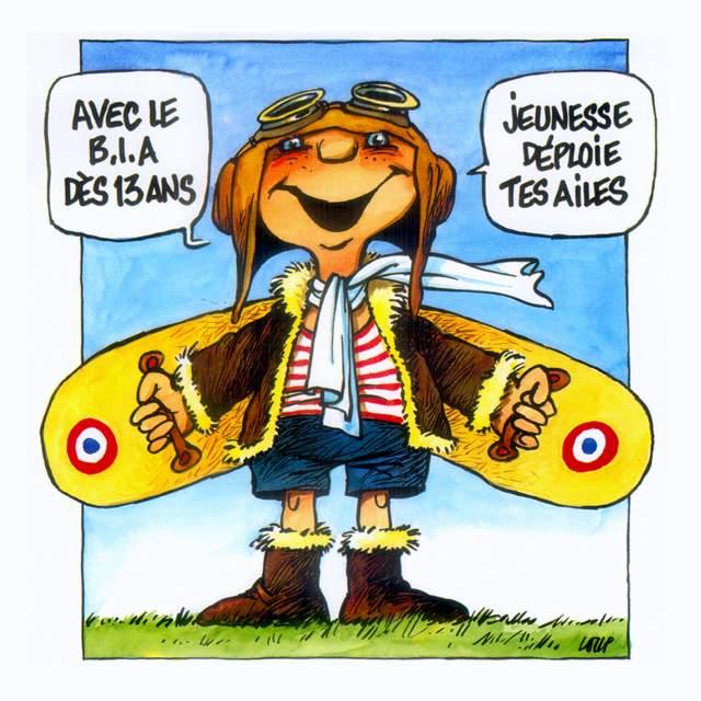 Le Brevet d'Initiation Aéronautique (BIA)